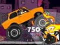 Monster Truck Zombie online hra