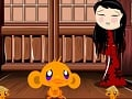 Monkey Go Happy Ninjas online game