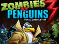 Zombies vs Penguins 3 online hra