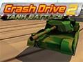 Crash Drive 2: Tank Battles online game