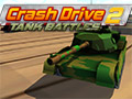 Crash Drive 2: Tank Battles online hra