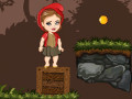 Red Girl in the Woods online game