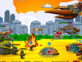 Alien World Domination online game