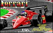 Ferrari Formula One online game