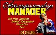 Championship Manager juego en línea