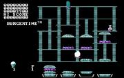 BurgerTime online hra