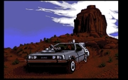 Back to the Future Part III online hra