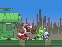 Galactic Commandos online game