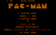 Pac-Man online game