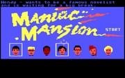 Maniac Mansion online hra