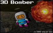 3D Bomber online game
