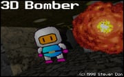 3D Bomber online hra