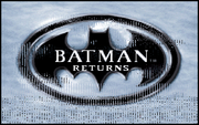Batman Returns online game
