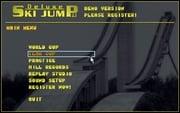 Deluxe Ski Jump online hra