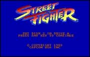 Street Fighter online hra