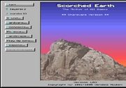Scorched Earth online game