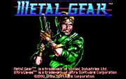 Metal Gear online game