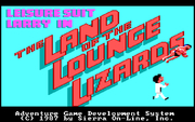 Leisure Suit Larry 1 - Land of the Lounge Lizards online game