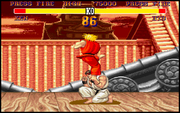 Street Fighter II online hra