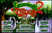 Lemmings 2 - The Tribes oнлайн-игра