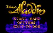 Disney's Aladdin juego en línea