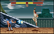 Super Street Fighter II online hra