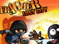 Fragger Lost City online hra