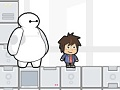 Baymax Go Adventure online game