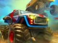 Monster Wheels 2 online hra