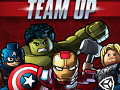 Lego Super Heroes Team Up online game