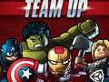 Lego Super Heroes Team Up online hra