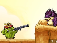 Cactus Hunter 2 online hra