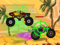 Mad Truck Challenge 2 online game