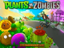 Plants vs Zombies online game