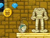 Mummy's Path Level Pack  online game