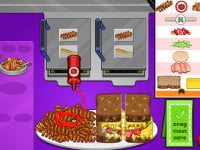 Papas Cheeseria online game