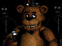 Five Nights at Freddy's online hra