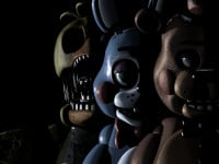 Five nights at Freddy's 2 online hra