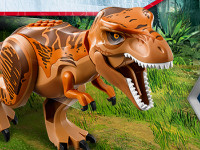 Lego Jurassic World online game