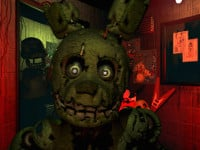Five Nights at Freddy's 3 online hra