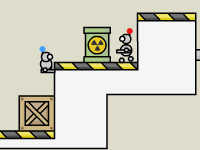 Robot Laser Battle online game