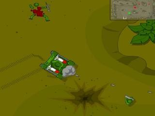 Tank Destroyer 2 online game