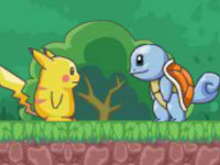 Go Go Go Pikachu Undead online game