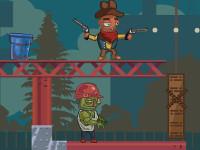 Gun Zombie Gun 2 online hra