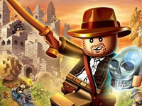 LEGO Indiana Jones online game