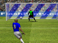 Penalty Fever 3D: Brazil  online game