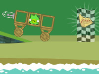 Bad Piggies Online 2015 online hra