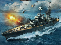 World of Warships online game