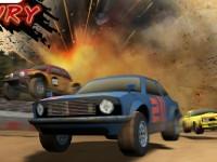 Mud Fury  online game
