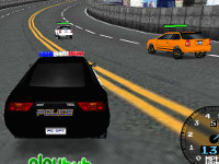 Police Pursuit 3D online game